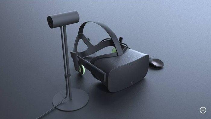 Imagens vazadas mostram como deve ficar a versão final do Oculus Rift