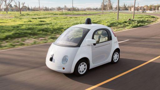 Carros autônomos do Google ficam ainda mais inteligentes