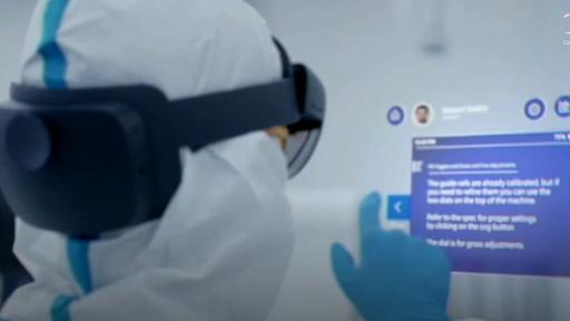 Realidade Mista | Cirurgião brasileiro opera com HoloLens 2, da Microsoft