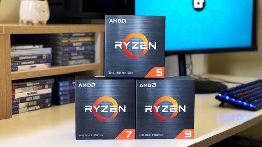 AMD anuncia APUs Ryzen 5000G com gráficos integrados para desktops