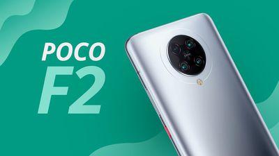 Poco F2 Pro: sucesso fácil de entender