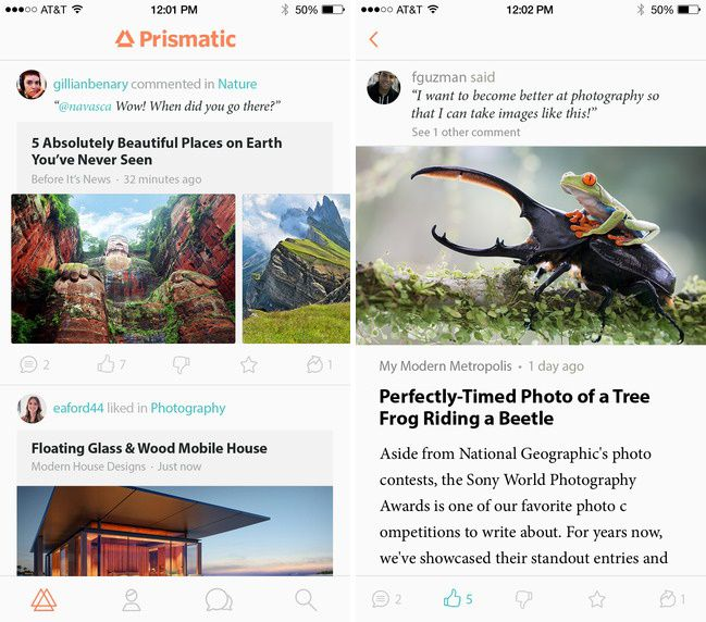 Apps para gerenciar notícias