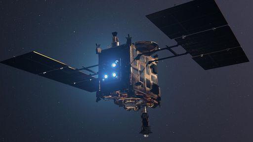 Hayabusa2 lança seu último veículo em asteroide e voltará à Terra em breve
