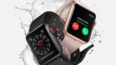 Você pode ouvir músicas por 7 horas seguidas no Apple Watch Series 3 com LTE