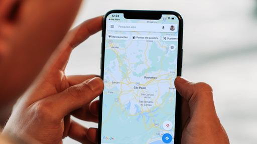 Google Maps agora oferece modo escuro na versão para iOS