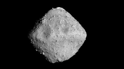 JAXA revela que o asteroide Ryugu tem menos água do que o previsto