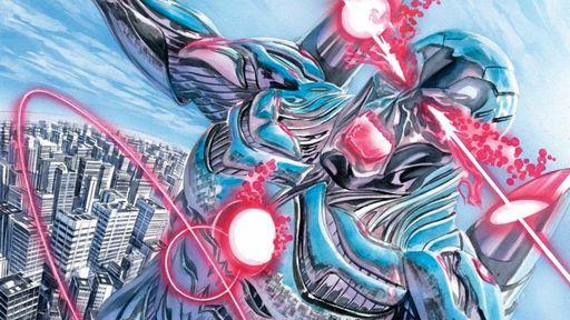 Homem de Ferro vira um deus cósmico com os poderes de Galactus