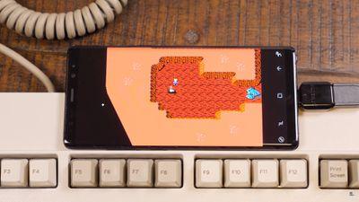 Nostalgia pura | Youtuber ensina como rodar jogos de disquete no smartphone