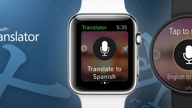 Microsoft Translator é lançado para Android, Android Wear e Apple Watch