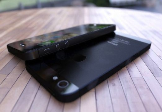 Mock up iPhone 5