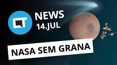 Nasa não tem dinheiro para levar homem à Marte; Foto do Galaxy Note 8 [CT News]