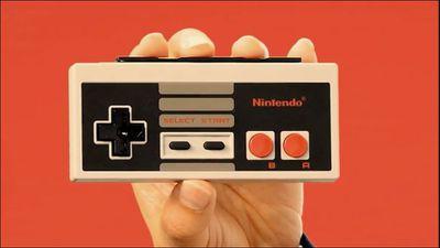 Controles retrô do Switch devem funcionar somente com jogos clássicos do NES