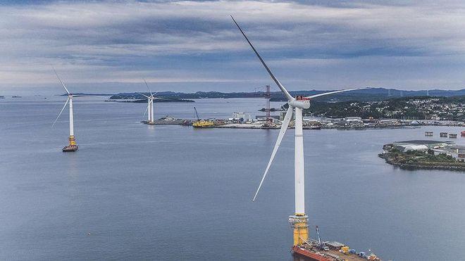 No Brasil, energia eólica deve corresponder a 12% da matriz energética até 2020