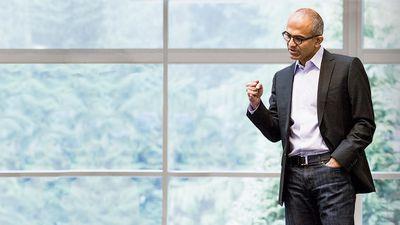Um dos melhores anos fiscais da Microsoft rendeu US$ 25 milhões a Satya Nadella