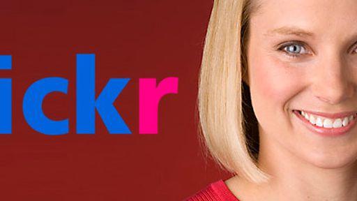 Seja bem vinda ao Flickr, Marissa Mayer!