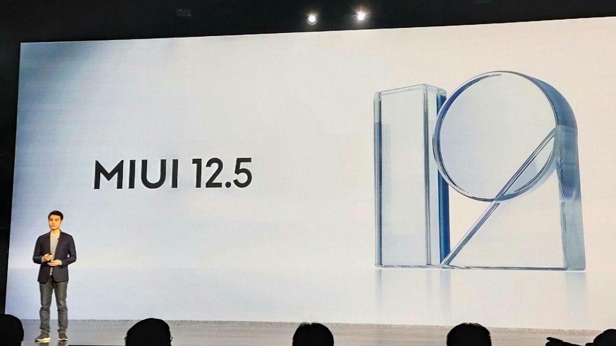 MIUI 12.5 | Xiaomi smartphones lista oficial