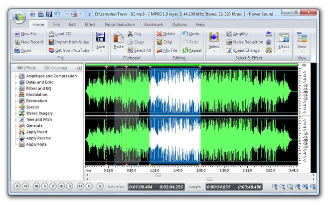Editores de áudio para Windows