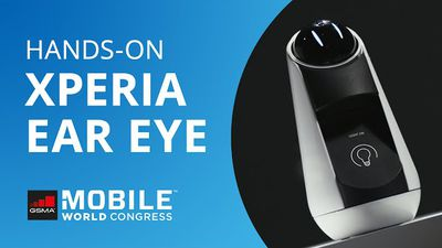 Sony Xperia Ear, Eye, Agent and Projector: novidades da linha Xperia [Hands-on |