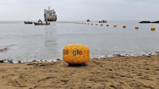 Novo cabo submarino do Google vai ligar Brasil e Argentina aos Estados Unidos