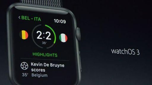 WWDC 2016: Apple anuncia watchOS 3