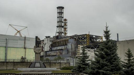 Por que Hiroshima é habitável e Chernobyl não?
