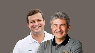 CT Entrevista - Marcos Pontes e David Schürmann: Ajudando empreendedores