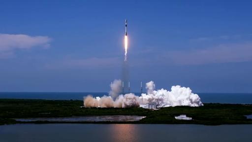 SpaceX lança mais 60 satélites Starlink; constelação já passa de 1.700 unidades