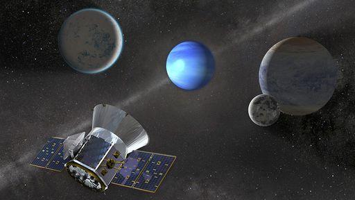 Telescópio espacial TESS, da NASA, já descobriu 21 exoplanetas em um ano
