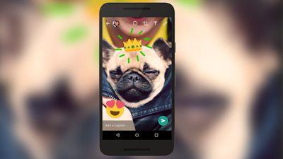 WhatsApp começa a testar recursos à la Snapchat