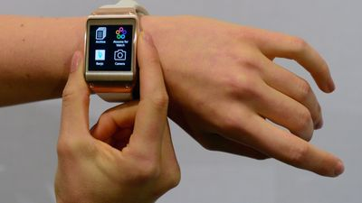 Samsung vendeu mais de 800 mil unidades do Galaxy Gear