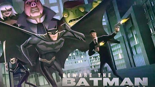 Veja o primeiro poster do novo desenho do Batman