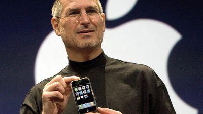 Primeiro iPhone foi anunciado há exatamente 10 anos