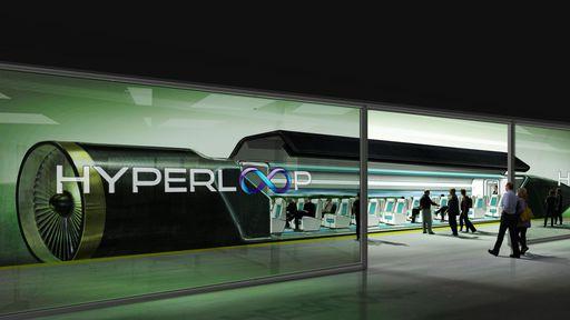 Hyperloop One obtém sucesso em teste do sistema de transporte ultrarrápido