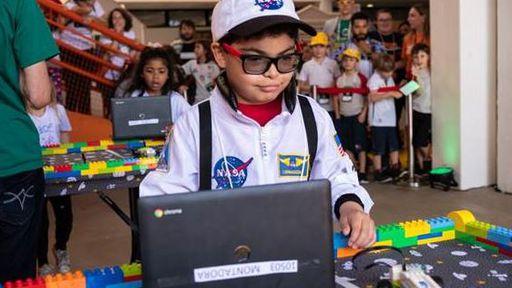 Geek City   Final nacional de concurso de robótica será em parceria com a LEGO
