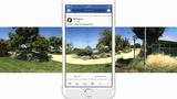 Aplicativo do Facebook agora permite tirar fotos em 360º