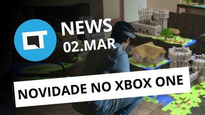 Realidade mista no Xbox One; Snap estreia na Bolsa; falha Yahoo e + [CTNews]