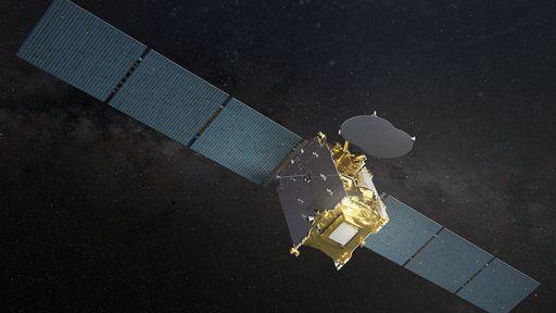 O 1º satélite comercial totalmente reprogramável será lançado nesta sexta (30)