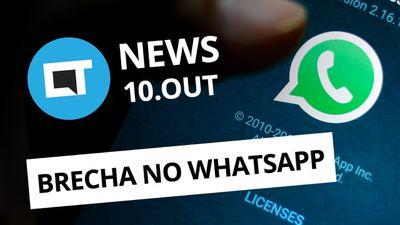 WhatsApp expõe quando você esteve online; CNH Digital é lançada e+ [CT News]