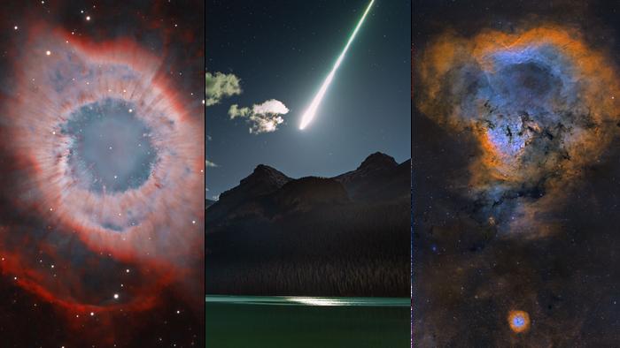 Destaques da NASA: fotos astronômicas da semana (09/10 a 15/10/2021)