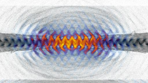 Estudo mostra como criar antimatéria apenas com lasers e um bloco de plástico