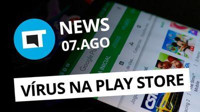 Cobrança indevida de 4G; Bloqueio de celulares; Golpes com Fortnite e+ [CT News]