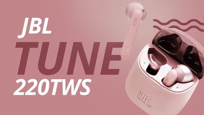 JBL TUNE 220TWS: concorrente dos AirPods? [Análise/Review]