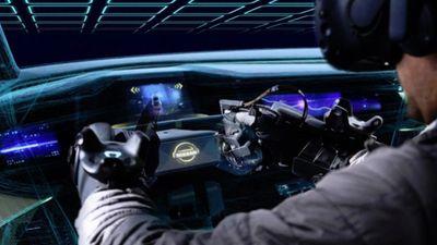 Nissan e Haptx anunciam parceria para design de carros em realidade virtual