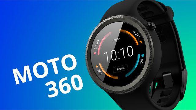 a581bb91fe8 Moto 360  o relógio inteligente da Motorola que é surpreendentemente bonito   Aná - Vídeos - Canaltech