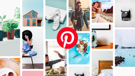 Como ativar o modo escuro no Pinterest