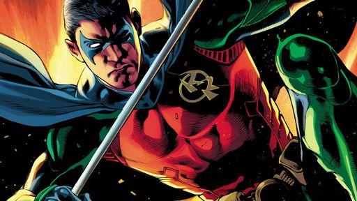 DC Comics explica a importância de o Robin Tim Drake se assumir bissexual