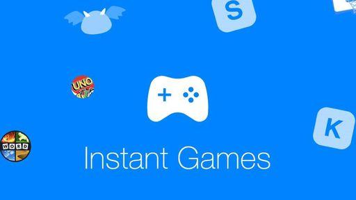 Instant Games migram para o Facebook e para a aba Gaming