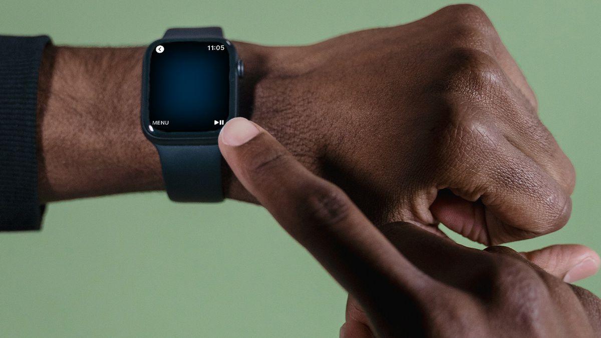 Como controlar a Apple TV pelo Apple Watch