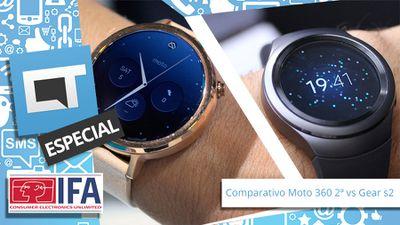 Gear S2 vs Moto 360: quem ganha a batalha dos smartwatches? [Comparativo]