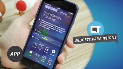 Melhores Widgets para iPhone [Dica de App]